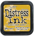 Distress inkt - Mini - Fossilized Amber