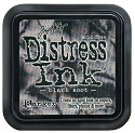 Distress inkt - Mini - Black Soot