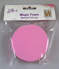 Magic Foam blocs round 8 cm x 3cm