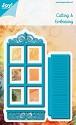 Noor! Design - Blauwe mal - Ramen (3st)