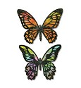 Sizzix - Thinlitz - Tim Holtz Detailed Butterflies