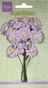 Marianne Design - Paper Flowers - Daisies Light Lavender