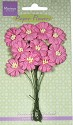 Marianne Design - Paper Flowers - Daisies Bright Pink