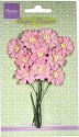 Marianne Design - Paper Flowers - Daisies Light Pink