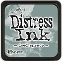 Distress Inkt - Mini - Iced Spruce