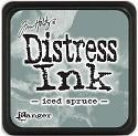 Distress Inkt - Mini - Iced Spruce