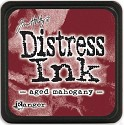 Distress Inkt - Mini - Aged Mahogany