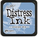 Distress Inkt - Mini - Stormy Sky