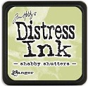Distress Inkt - Mini - Shabby Shutters