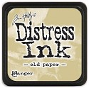 Distress Inkt - Mini - Old Paper