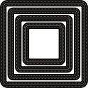Marianne Design - Craftable - Basic Passepartouts squares