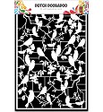 PRE-ORDER 5 - Dutch Doobadoo - Dutch Paper Art - Birds