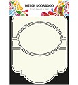 PRE-ORDER 5 - Dutch Doobadoo - Dutch Swing Card Art - 2