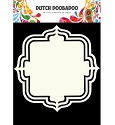 Dutch Doobadoo - Dutch Shape Art - Floral