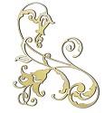 Sizzix - Thinlitz - Graceful Flourish