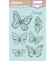 Clearstamp Studio Light - Butterfly nr.135