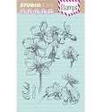 Clearstamp Studio Light - Orchid nr.132