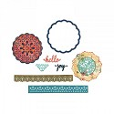 Sizzix - Thinlits Die Set - Hello Doily