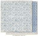 Scrappapier Maja Design - Vintage Romance - Forget me not