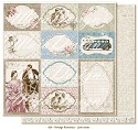 Scrappapier Maja Design - Vintage Romance - Love notes