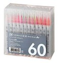ZIG - Clean Colors - Real Brush - Set á 60 stuks