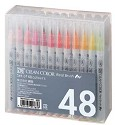 ZIG - Clean Colors - Real Brush - Set � 48 stuks