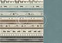 Scrappapier Pion Design - Mister Tom`s Treasures - Borders