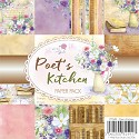 Paperpad - Wild Rose Studio - Poet`s Kitchen