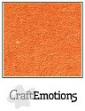 CraftEmotions - Kraft cardstock A4 - Gravel rood