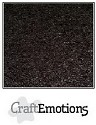 CraftEmotions - Kraft cardstock A4 - Zwart