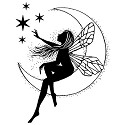 Lavinia Stamps - Moon Fairy