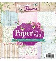 Studio Light - Paperpad - Beautiful Flowers SCRAP