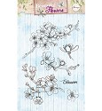 Studio Light - Clearstamp - Beautiful Flowers STAMPBF142