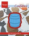 Marianne Design - Creatables - Barrel