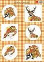 Marianne Design - Knipvel Autumn Animals - Deer