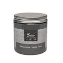 Deco & Lifestyle - Acrylverf krijt - 230 ml - zacht zwart