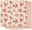 Scrappapier Maja Design - Summertime - Smell the roses