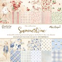 Scrappapier Maja Design - Summertime - Is always the best