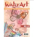 WaterArt Aquarelpapier - 30 sheets / A5 / 185 grs