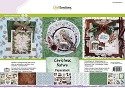 PRE-ORDER 2 - CraftEmotions - Paperpad Christmas Nature A4