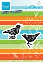 Marianne Design - Craftables - Tiny`s Ornaments Birds