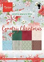 Marianne Design - Pretty Papers Bloc - Country Christmas