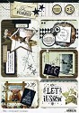 PRE-ORDER 1 - Studio Light - Frozen Forest - PROJECT Cards PROJECTFF10