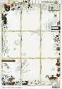 PRE-ORDER 1 - Studio Light - Frozen Forest - ATC Cards ATCFF10