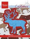 PRE-ORDER 1 - Marianne Design - Creatable Tiny`s reindeer