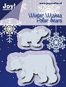Noor! Design - Winter Wishes - Ijsberen