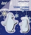 Noor! Design - Winter Wishes - Penguins