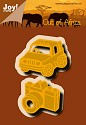 Noor! Design - Out of Africa - Jeep & Camera