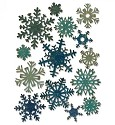 Sizzix - Thinlits Die Set - Paper Snowflakes Mini