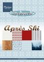 Marianne Design - Paperpad - Apres ski
